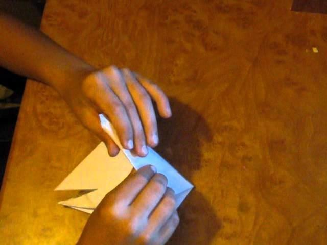 Come fare un bellissimo cigno origami
