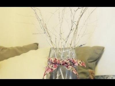 DIY: come realizzare rami decorativi per un tocco shabby chic alla tua casa