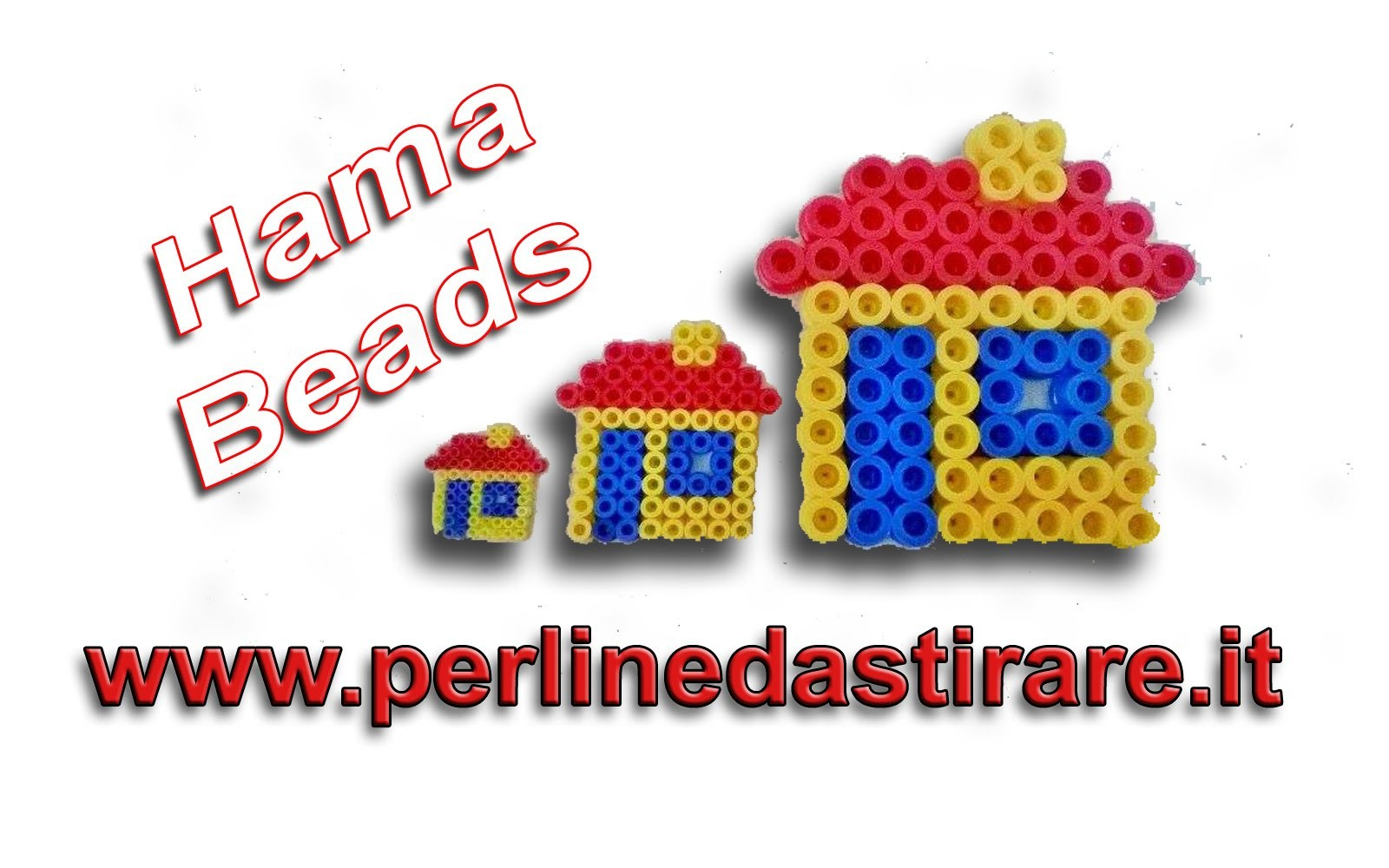 Dove Acquistare le Perline HAMA BEADS? www.perlinedastirare.it
