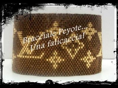 Finalmente fascia peyote Louis Vuitton!!!!