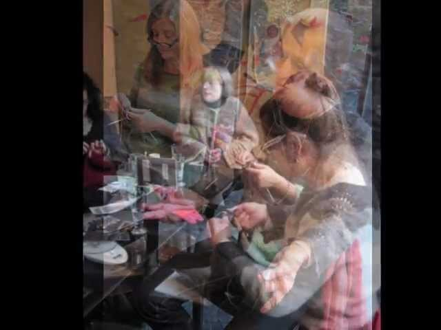 Il Cesto della Lana - Knit Cafe Icelandic Mittens