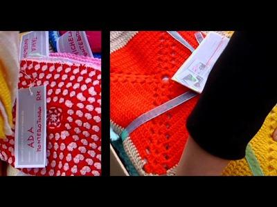Mettiamoci una Pezza - Urban Knitting a L'Aquila