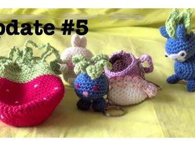 Uncinetto Agosto - Crochet update by Donatella