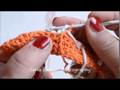 Video tutorial crochet polka dots