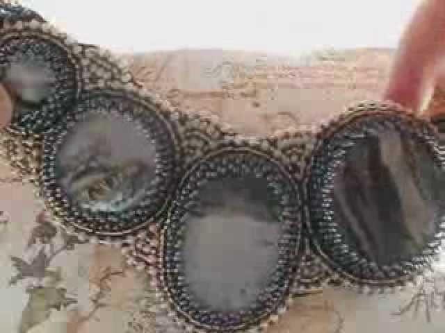 Consigli per la tecnica Embroidery | Bead Embroidery tecniques