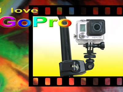Gopro tutorial italiano - Supporto per manubrio - DIY