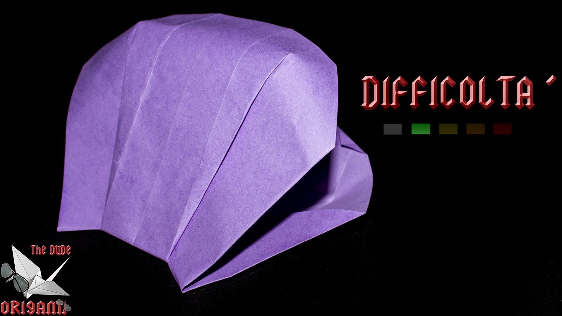 [ORIGAMI ITA] Conchiglia || Origami Per Decorazioni.Facili