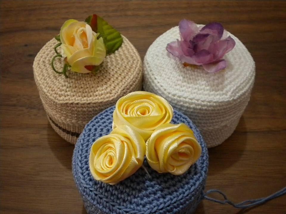 Tutorial Cofanetto Crochet