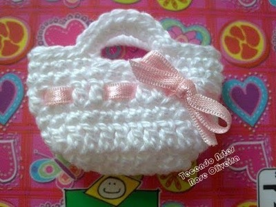 Borsettina - how to make a little bag