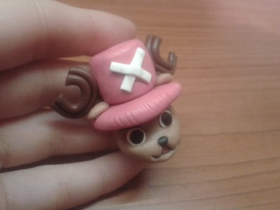 DIY Polymer clay: Tutorial TonyTony Chopper - One Piece