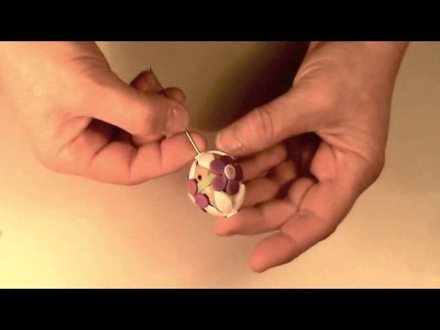 Fimo Polymer Clay earrings - Orecchini con Paste Sintetiche - Pendientes en Arcilla Polimérica