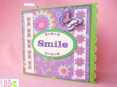 "Scrapbooking kit ""Guarisci Presto"" - ""Get well soon"" Kit"