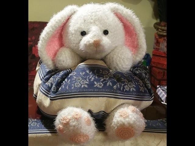 Scuola di Uncinetto: il tutorial del coniglio amigurumi DouDou ... | 480x640
