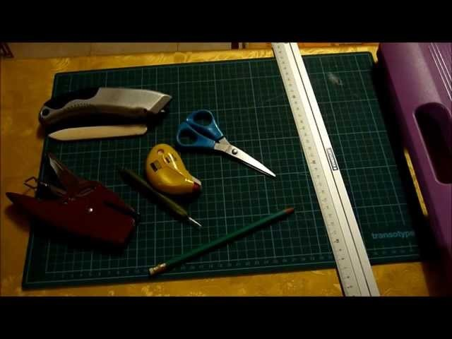 Diy tutorial scrapbooking organizer make up or jewel cassetto scomparti estraibili -interscanbiabili