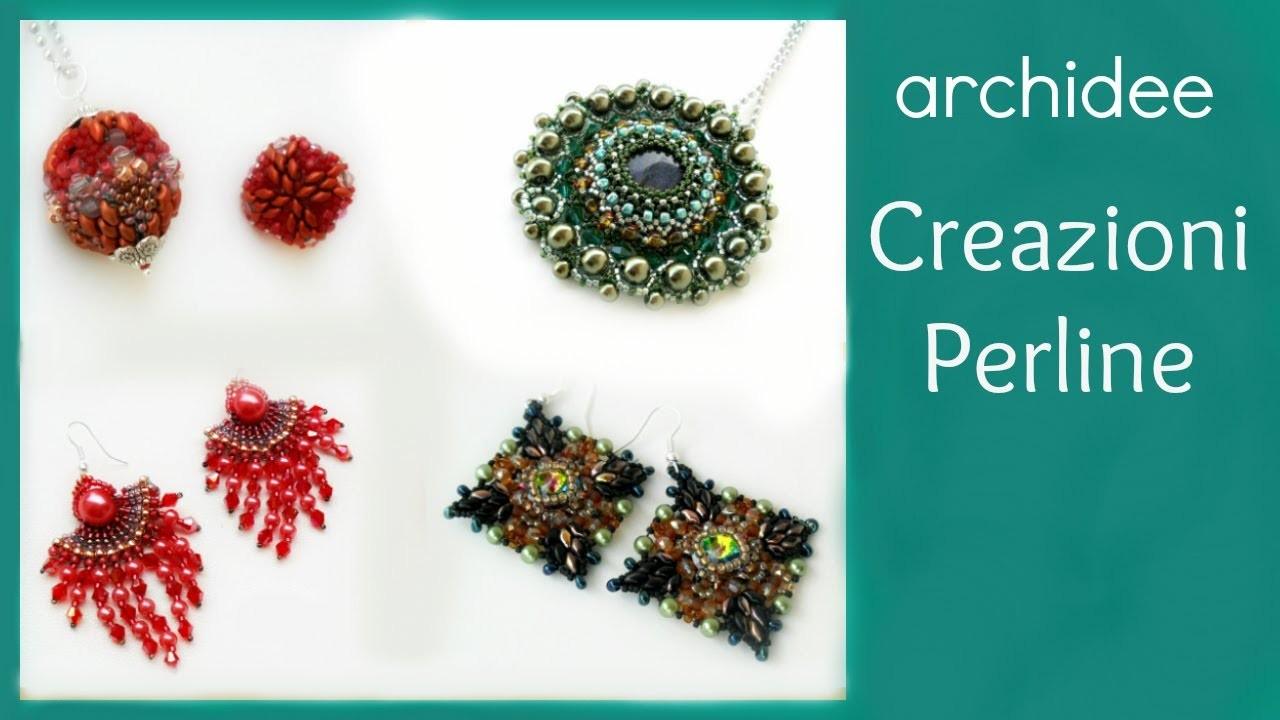 Peyote | Creazioni | Super Duo | Bricks | Beaded Beads | Lentil Beads | DIY Beadworks