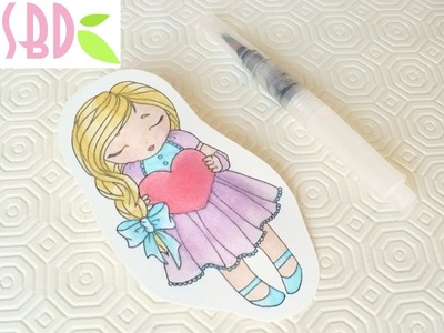 Set Sweet Puccine: come colorarle - coloring sweet puccine set