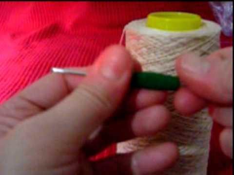Uncinetto tutorial cosa serve per iniziare - How to start to crochet tutorial