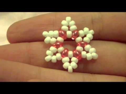 TUTORIAL BRACCIALE FIORE  CIONDOLO AUTUNNO(autumn flower pendant bracelet tutorial)