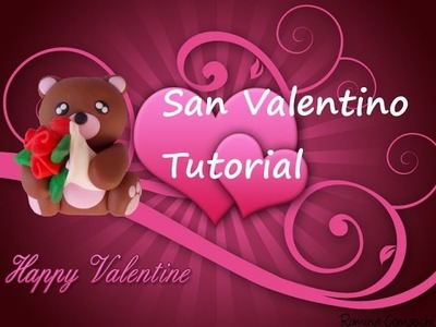 ✿ San Valentino Polymer Clay Tutorial ✿
