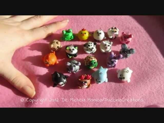 AniBalls (Fimo.Cernit.Premo.Polymer Clay)