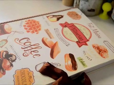 DIY tutorial ricettario  FANTYSTEFY