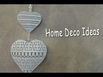 Home Decor Ideas ♥♥♥