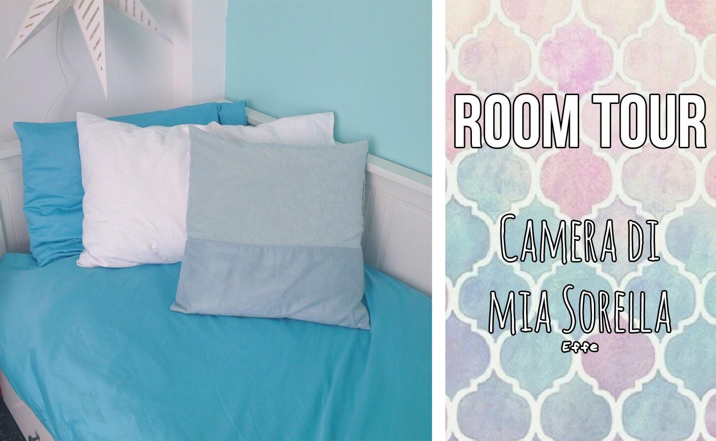 Room Tour - Camera di mia Sorella - Effe