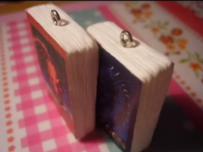 Tutorial libro in Fimo - Polymer clay book