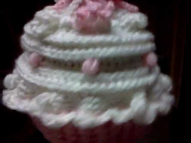 Cupcake. or baby hat