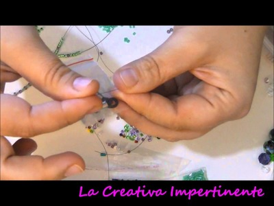 DIY eyeglass chain - Tutorial laccetti per occhiali e scatoline regalo (eyeglasses necklace bag)