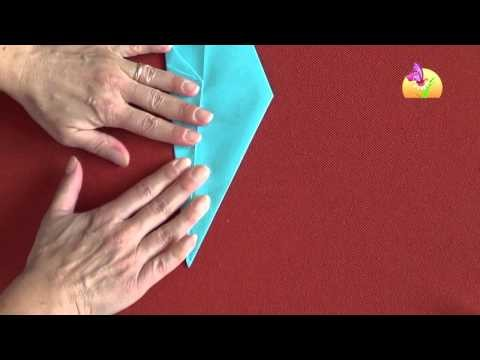 Fantasma origami per Halloween [HD] www.mammaebambini.it