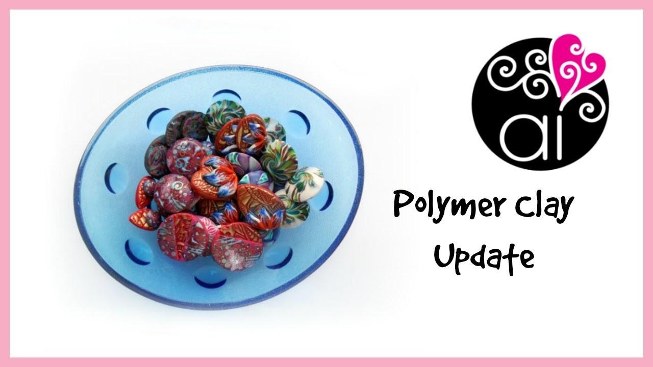 Polymer Clay Cabochon Update | Giugno | Vi aspetto su facebook!
