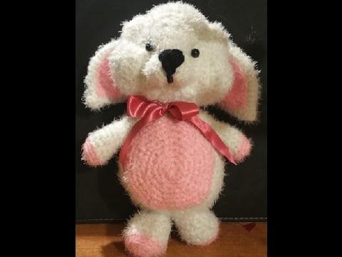 Tutorial coniglio all'uncinetto - amigurumi - crochet rabbit - crochet  conejo