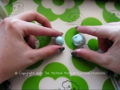 Tutorial effetto Perlato (Fimo.Cernit.Premo.Polymer Clay)