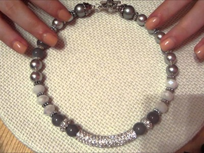 VIDEO CREAZIONI ELYON BIJOUX- Spirali herringbone,cellini e raw, molla armonica, embroidery