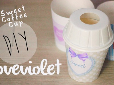 DIY: Sweet Coffee Cup personalizzati in stile Starbucks | Loveviolet ♥
