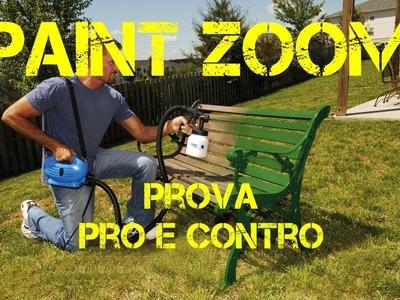 Paint Zoom - Pitturare senza fatica, Pro e Contro