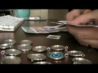 Video tutorial per realizzare gioielli in resina (prima parte)