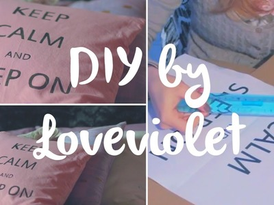 DIY: Stampe fai-da-te ♥ | Loveviolet