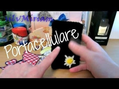 Tutorial all'Uncinetto - Portacellulare