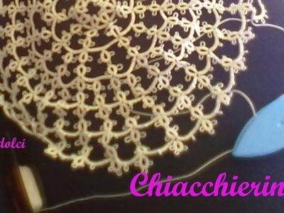 CHIACCHIERINO: Pizzo chiacchierino tutorial