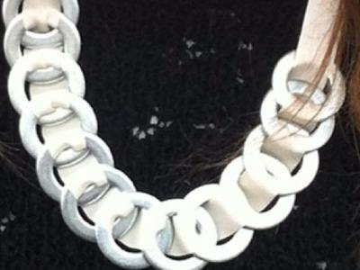 Crea una Graziosa Collana con Nastro e Rondelle - Fai da Te Style - Guidecentral