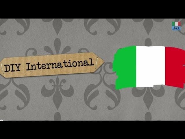 DIY Ideas International - braccialetti con elastici - Italiano Trailer