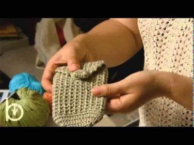 Jeux de dames, uncinetto 13: realizzare accessori (buste, borsine e bijoux) e poncho