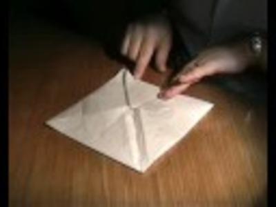 Origami del fiore di Ninfea
