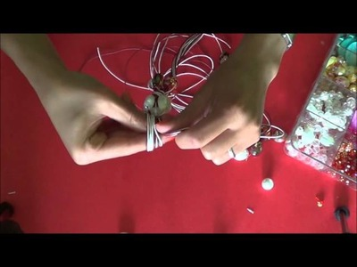 Tutorial. collana nodi e perline
