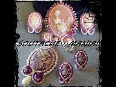 VIDEO CREAZIONI: Soutache. .MANIA!