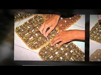Borsa in lana e tessuto. Fatta a mano. Made in Italy.