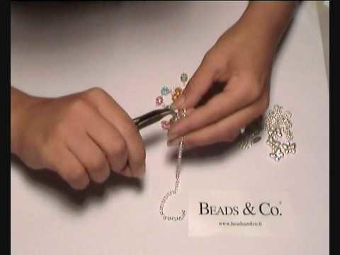 Creare braccialetto  - lezione 16
