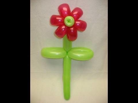 Fiore a 6 petali, Flower Balloon